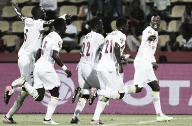 Senegal bate Cabo Verde e assume liderança do grupo D