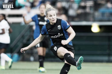Kim Little: The best that ever was in the NWSL | Source: Brandon Farris - VAVEL USA