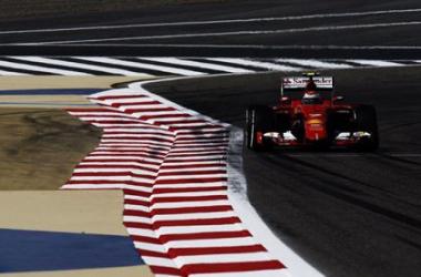Kimi Räikkönen foi o mais rápido dos FP1 (Foto: Ferrari)