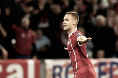 Joshua Kimmich: o futuro que está sendo o presente do Bayern