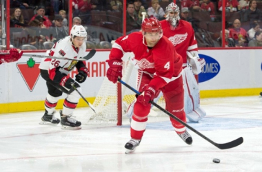 Detroit Red Wings General Manager Committed To The Transition