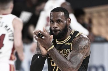 Un monstruo vino a ver a Miami Heat