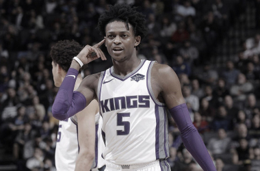 Kings point guard out at least 4 weeks due to sprained ankle