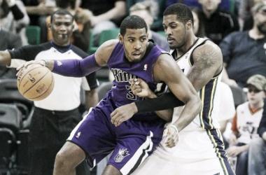 Utah Jazz abandona el último puesto del Oeste en otra brillante noche de Durant