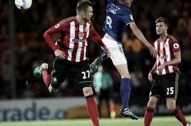 Jan Kirchhoff ready for first-team return after successful Sunderland comeback at Rochdale | photo: The Northern Echo