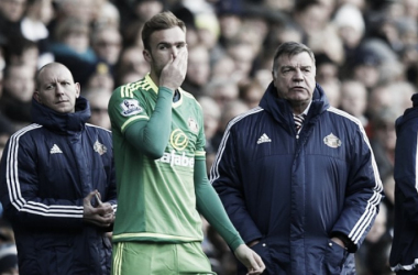 Above: Jan Kirchhoff and Sam Allardyce are set to be offered new deals by Sunderland AFC | Photo: The Telegraph