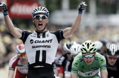 Kittel venceu três etapas no total de quatro (Foto: Reuters)