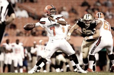 En 2017, los Browns no escogieron un 'QB' hasta la segunda ronda. ¿Harán lo mismo esta vez? | Foto: Cleveland Browns