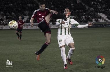 La pizarra de Oltra: Córdoba - Osasuna : un Córdoba sin rumbo