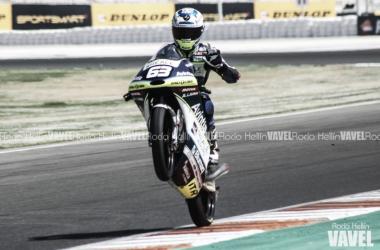 Vicente Pérez ocupará el lugar de Livio Loi en Moto3