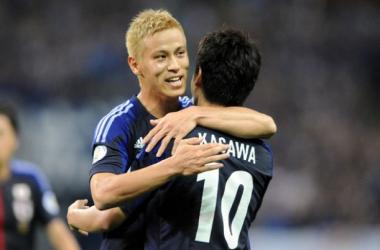 Les 23 Japonais au Mondial