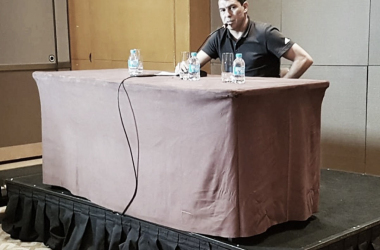 Carille esteve no Corinthians durante nove anos e meio (Foto: Divulgação/Futpress Comunicação)