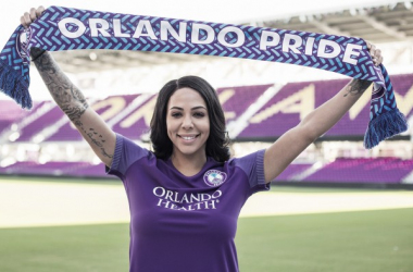 Utah Royals Trade Sydney Leroux to Orlando Pride/Source:NWSLSoccer.com