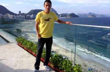 Andrés Oña y su gira por Brasil.