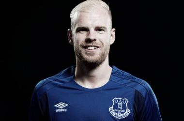 Davy Klaassen, del Everton hasta 2022