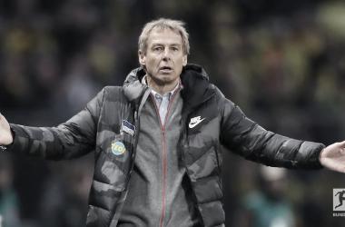 Hertha BSC 1-2 Borussia Dortmund: derrota de Klinsmann en su regreso a Bundesliga
