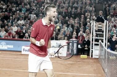 Klizan celebra título em Hamburgo/ Foto: ATP/ Divulgação