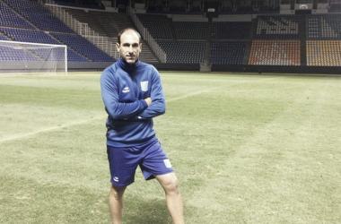 Juan Gambandé, ex entrenador de arqueros   Foto: Facebook Oficial Juan Gambandé
