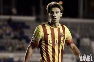 """Samper: """"Es espectacular volver al Barça y que te reciban así"""""""