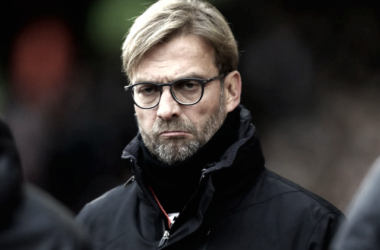 La preocupante racha de resultados del Liverpool