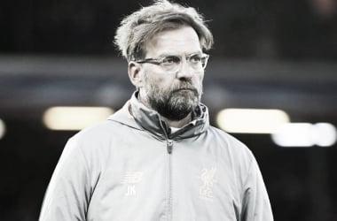 """Jürgen Klopp: """"Tenemos la oportunidad de hacer algo grande"""""""