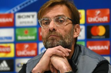 Klopp presenta la finale di Champions League tra Real Madrid e Liverpool