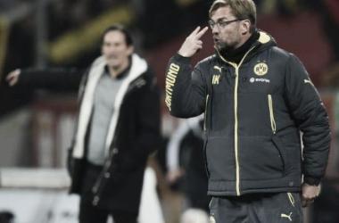 Ninguno de los entrenadores encontró la tecla para lograr la victoria. | Foto: kicker.de