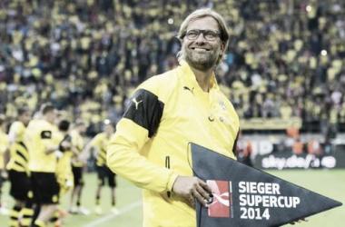 """Jürgen Klopp elogia postura do Dortmund: """"Não deixamos o Bayern criar"""""""