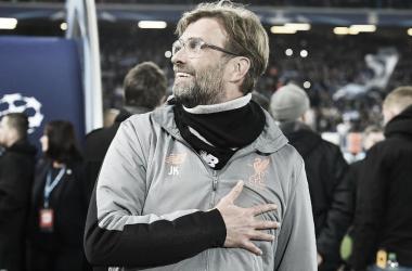 Klopp elogia postura do Liverpool na Champions e garante não ter preferência para a próxima fase