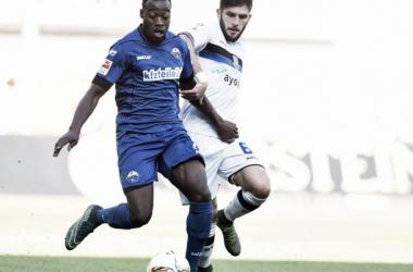 SC Paderborn 07 1-1 FSV Frankfurt: Halimi shows his class to steal a point