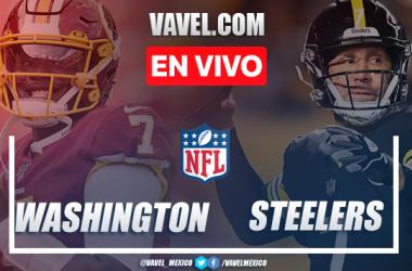 Touchdowns y resumen del Washington 23-17 Steelers en la semana 13 de la NFL 2020