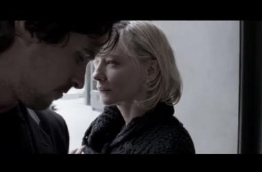Christian Bale y Cate Blanchett en un fotograma del tráiler. (Foto (sin efecto): laineygossip).