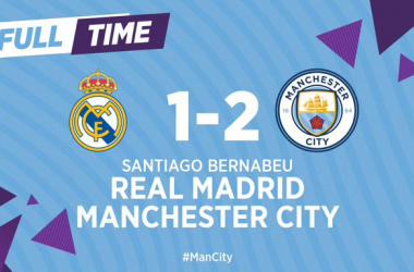 Champions League - Il City è bravissimo a ribaltarla, ma il Real è vivo (1-2)