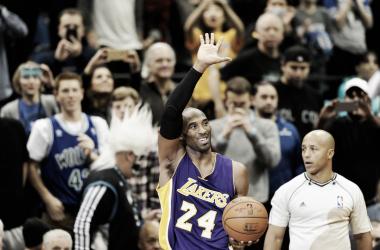 """Vanessa Bryant: """"Kobe no volverá a jugar"""" (Vía: NBA)"""