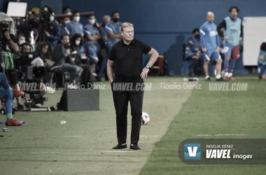 Ronald Koeman deja de ser entrenador del Barcelona | Foto: Noelia Déniz - VAVEL