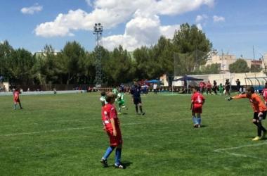 El Getafe CF, 4º clasificado de la Jamón Cup