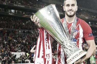 Koke: Hoy el equipo ha sabido jugar la final, ha sabido ganarla / Fuente: Atlético de Madrid