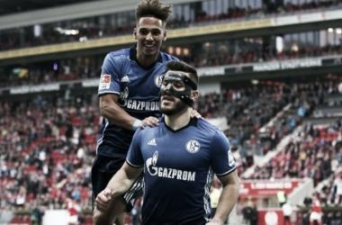 Schalke 04 confirma boa fase e vence Mainz 05 fora de casa
