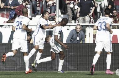 Internazionale conta com atuação brilhante de Handanovic para vencer Torino e segue líder
