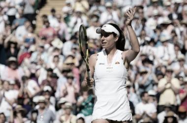 Dona da casa, Konta bate Stephens pela quarta vez no ano e avança em Wimbledon