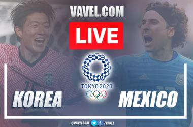 Gols e melhores momentos de Coreia do Sul x México (3-6)