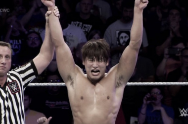 Kota Ibushi is one of the two men has signed a deal with WWE (image: wwenetworknews.com)