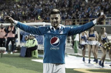 """Jacobo Kouffaty afirmo que Millonarios """"lo ha hecho crecer como profesional"""""""