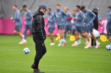 Champions League, Kovac chiede una vittoria al Bayern Monaco