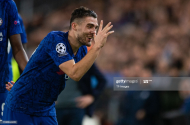 The Instrumental Rise of Mateo Kovacic