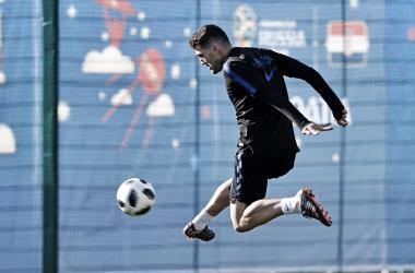 Jogador croata que disputou a Copa do Mundo agora vestirá a camisa do Chelsea (Foto: Divulgação/Croácia)