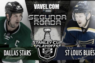 Dallas Stars vs St. Louis Blues | David Carrera VAVEL.com
