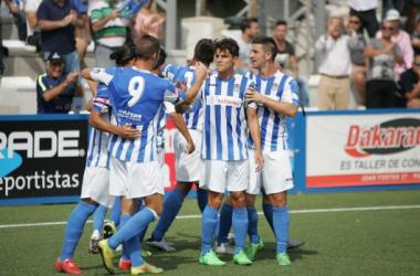 CE L'Hospitalet-CD Atlético Baleares: continuar con el mismo ritmo