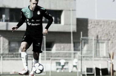 Kristian Álvarez asegura estar contento con el funcionamiento del equipo// Foto: VAVEL.com