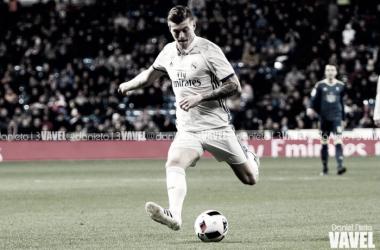 """Kroos: """"Quiero pasar estos tres años de contrato en el Real Madrid"""""""